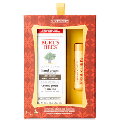 Burt's Bees Naturally Nourishing Beeswax Gift Set