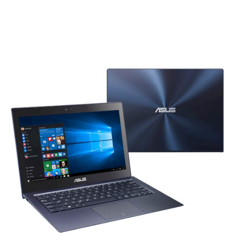 ASUS UX301LA-C4154T 13.3 Inch Windows 10 ZenBook - Dark Blue (i5 5200U/256GB/8GB/6 Cell/HD 4000/Touch)