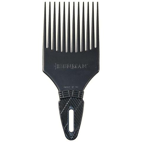 Denman D17 Curl Tamer Comb - Black