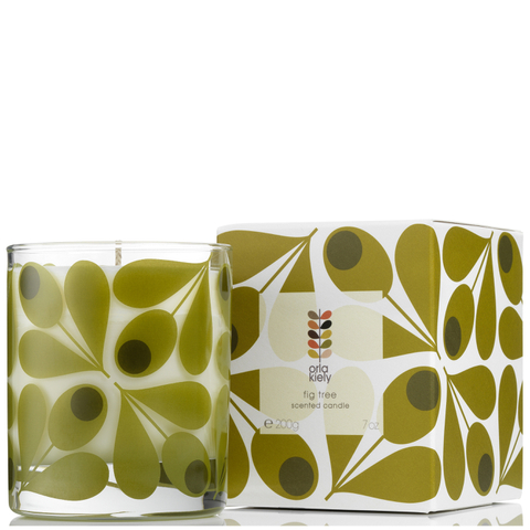 Orla Kiely Scented Candle - Fig Tree