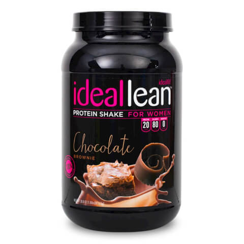 IdealLean - Chocolate Brownie
