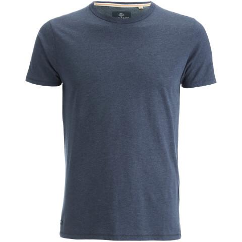 Threadbare Men's William T-Shirt - Navy Blue