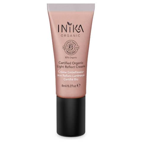INIKA Certified Organic Light Reflect Cream