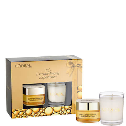 L'Oréal Paris The Extraordinary Experience Gift Set