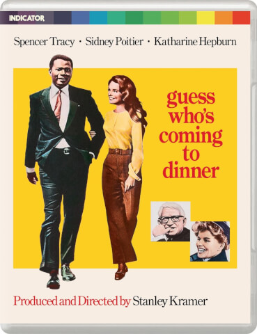 Guess Who's Coming to Dinner - Dual Format (Includes 2D Version)