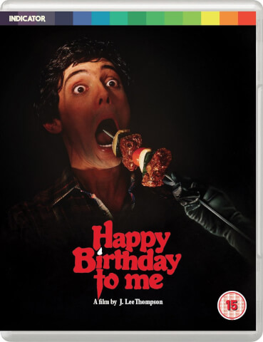 Happy Birthday to Me - Dual Format (Includes 2D Version)