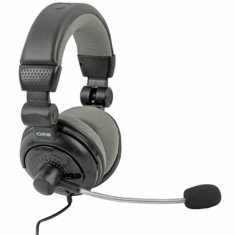 Orb GP4 Rumble Gaming Headset