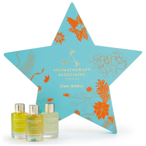 Aromatherapy Associates Star Jewels Christmas Set