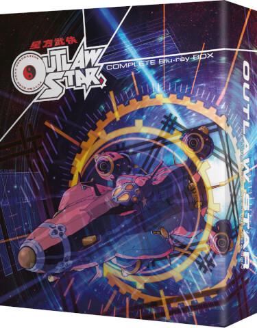 Outlaw Star - Zavvi Exclusive Collectors Edition
