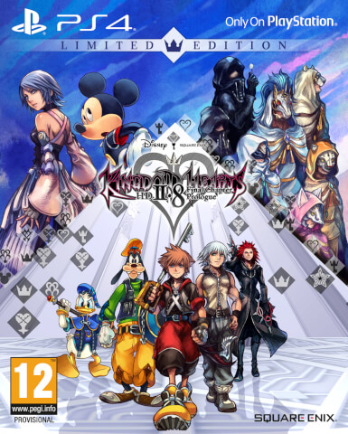 Kingdom Hearts 2.8 - Limited Edition
