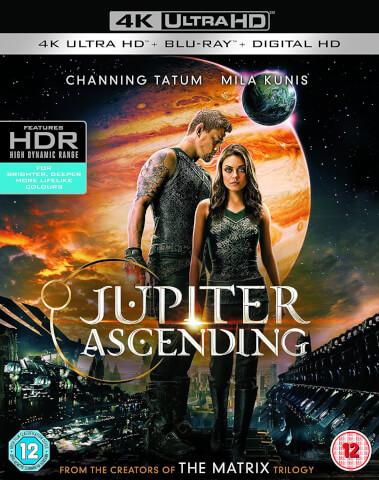 Jupiter Ascending - 4K Ultra HD