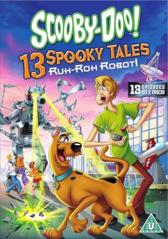Scooby Doo: Ruh Roh Robots