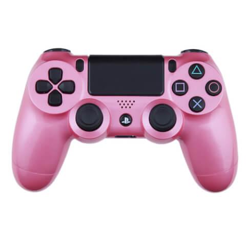 Playstation 4 Custom Controller - Gloss Pink Edition