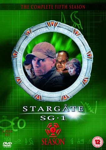 Stargate SG-1 - Season 5 Box Set