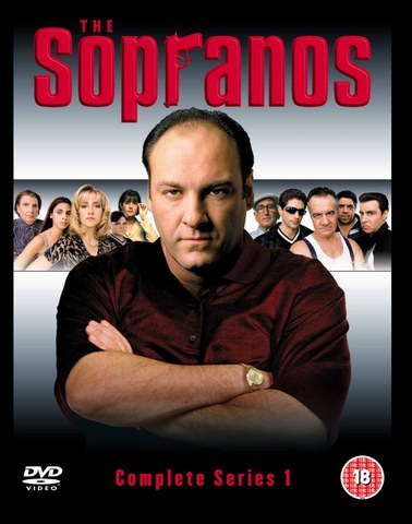 The Sopranos - Box Set Seizoen 1 - Compleet