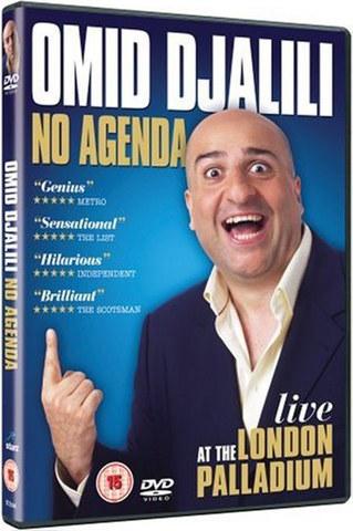 Omid Djalili - No Agenda