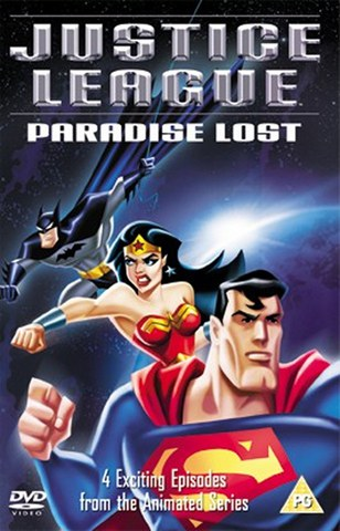 Justice League - Paradise Lost