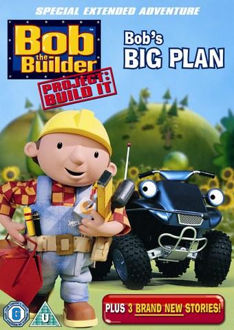 Bob The Builder - Bobs Big Plan [Special Edition]