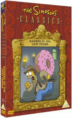 The Simpsons - Raiders Of The Lost Fridge