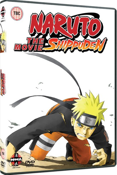 The Complete Naruto The Movies List  NarutoEpisodes