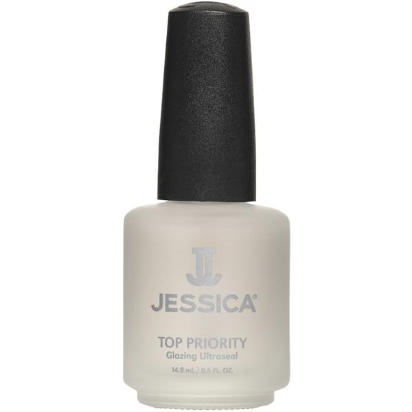 Jessica Top Priority Topcoat (14.8ml)