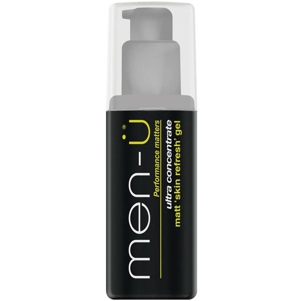men-ü Matt Skin Refresh Gel (100ml) - FREE UK Delivery