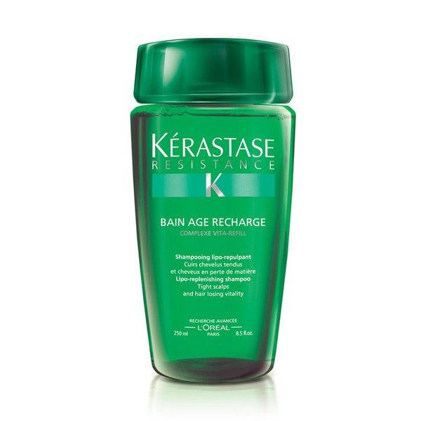 K rastase bain age recharge 250ml free delivery for Kerastase bain miroir shine