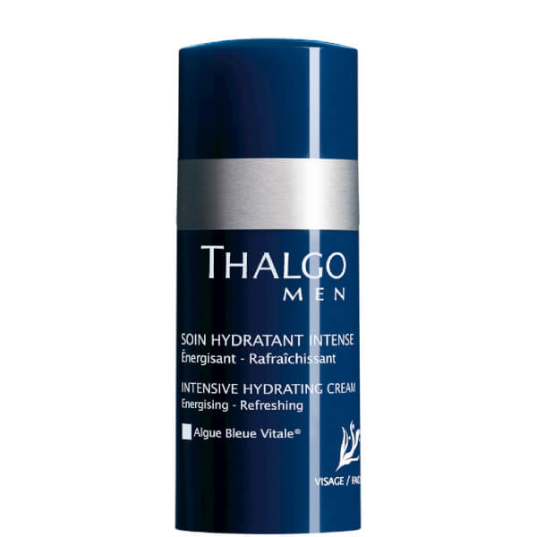 Crema hidratante Intensive Hydrating Cream de Thalgo Men (50 ml)