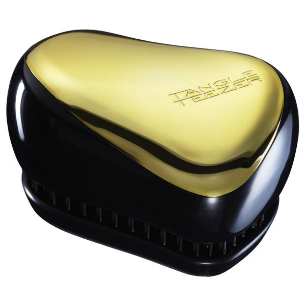 Tangle Teezer Compact Styler - Black & Gold