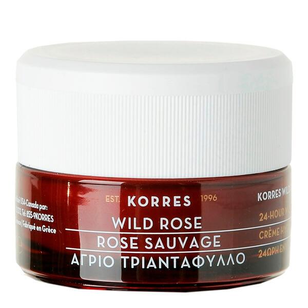 Korres Wild Rose Moisturizer For Oily/Combination Skin 40 ml