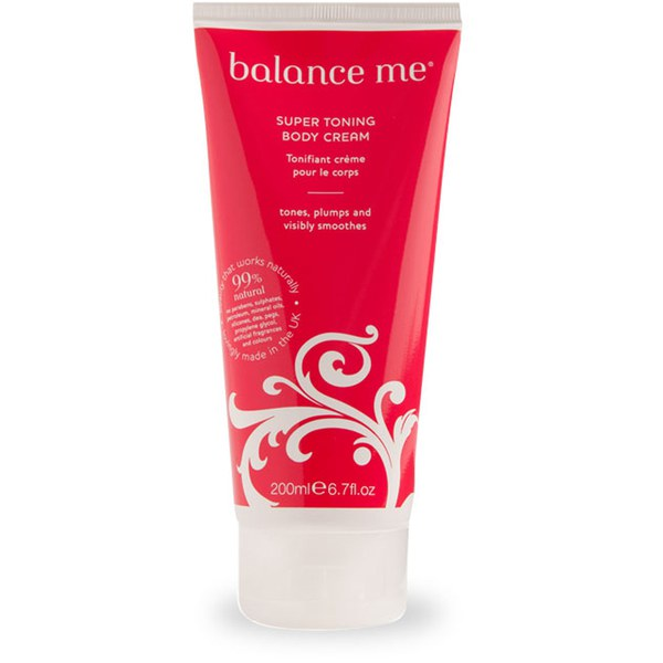 Balance Me Super Toning Body Cream (200 ml)