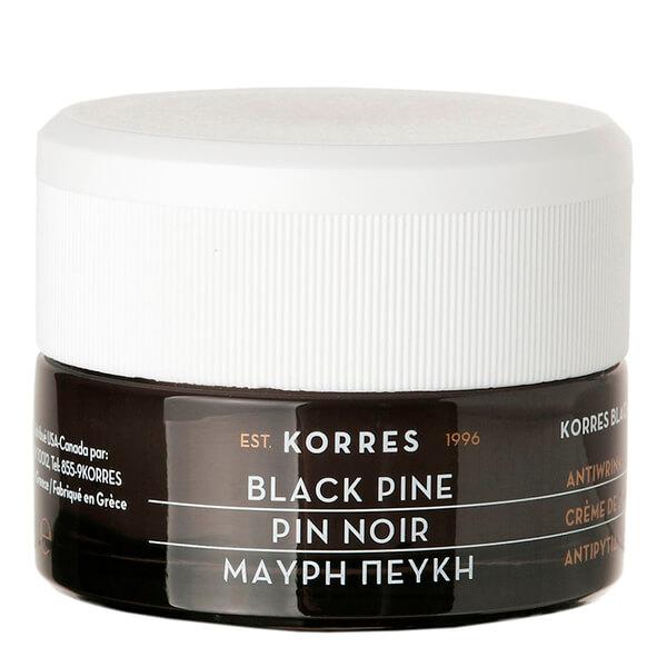 Korres Black Pine Tagescreme - Normal-Kombination Skin 40ml