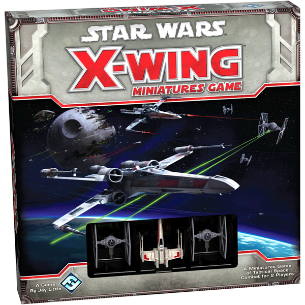 Star Wars X-Wing Minatures Game