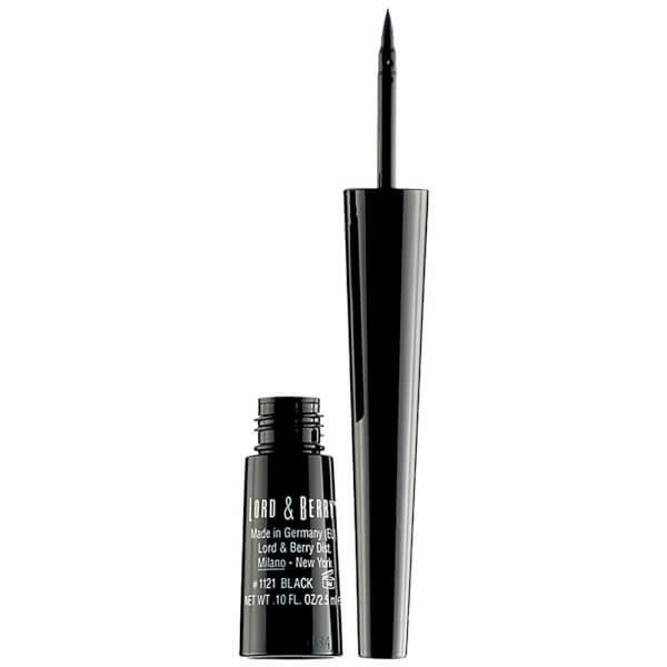 Lord & Berry Ink Glam Liquid Eye Liner - Black