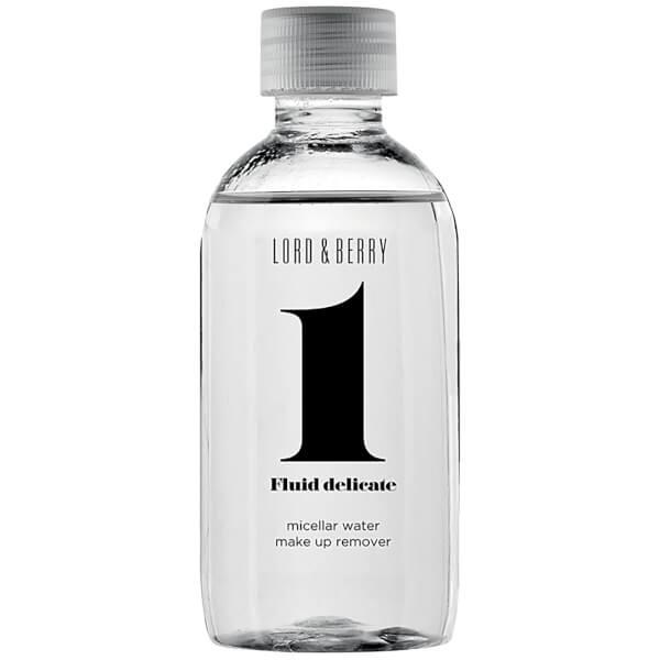 Agua micelar suave y desmaquillante de Lord & Berry