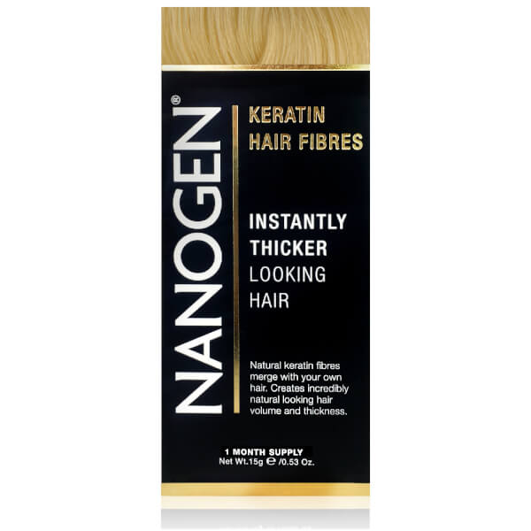 Nanogen Fibres (Haarfasern) Dunkelblond(15 g)