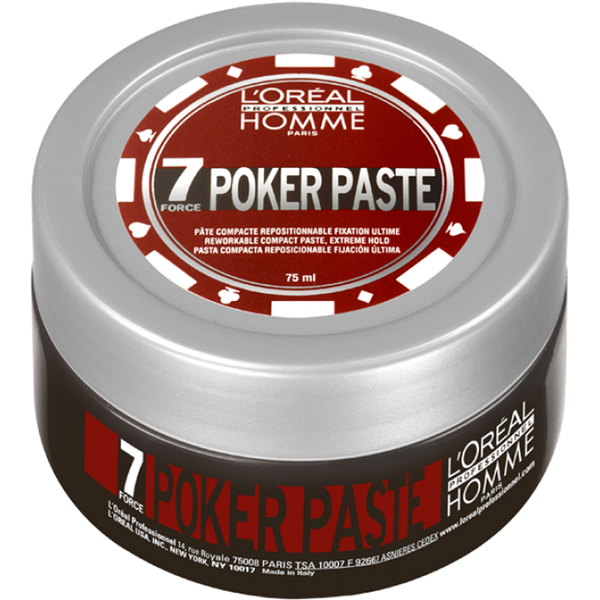 L'Oreal Professional Homme Poker Paste (75 ml)