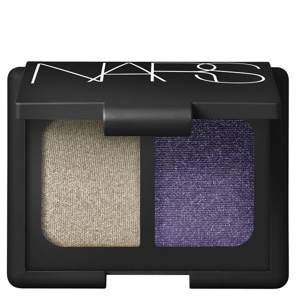 NARS Cosmetics High Seize Collection Kauai Duo Eyeshadow - Gold Lame/Iridescent Smokey Orchid