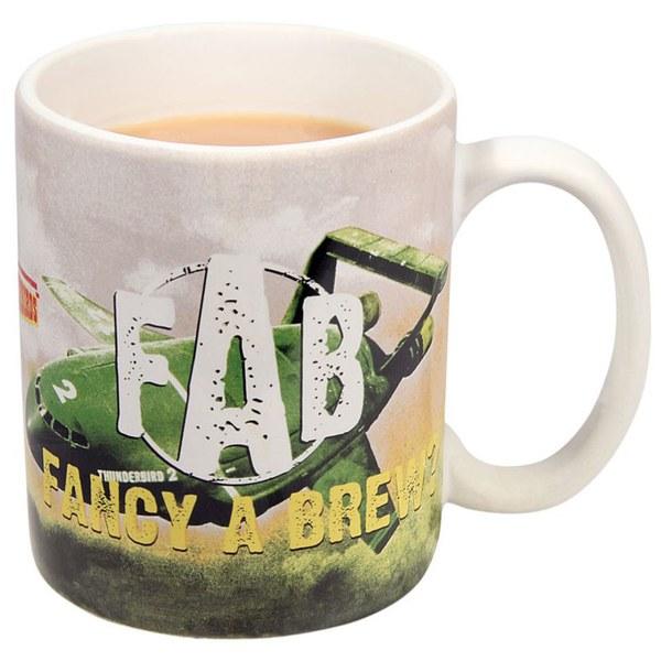 Thunderbirds FAB Mug