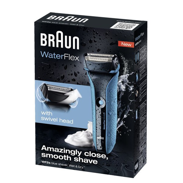 Braun Water Flex Shaver