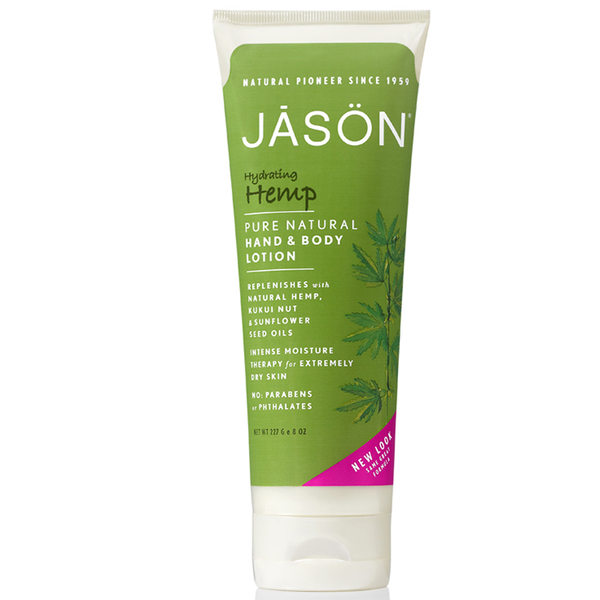 JASON Hydrating Hemp Hand & Body Lotion 227 g