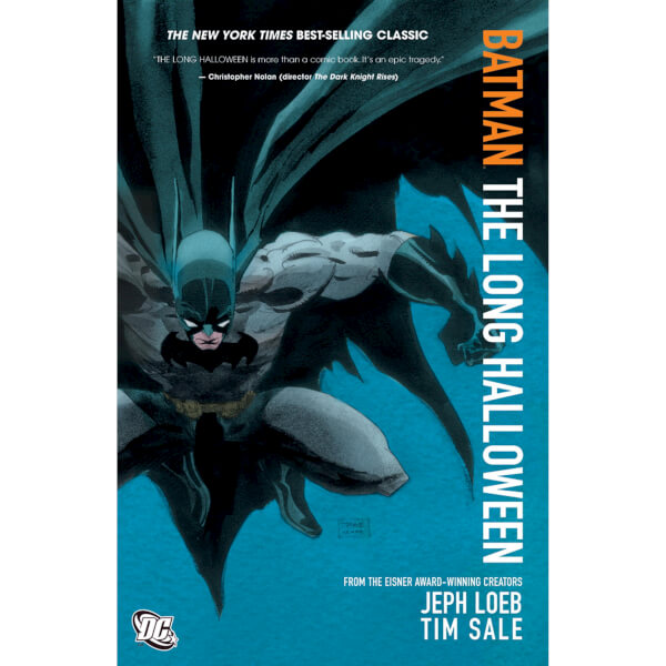 Batman: The Long Halloween Paperback Graphic Novel