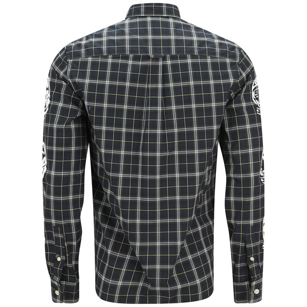 Billionaire Boys Club Men 39 S Plaid Button Down Shirt