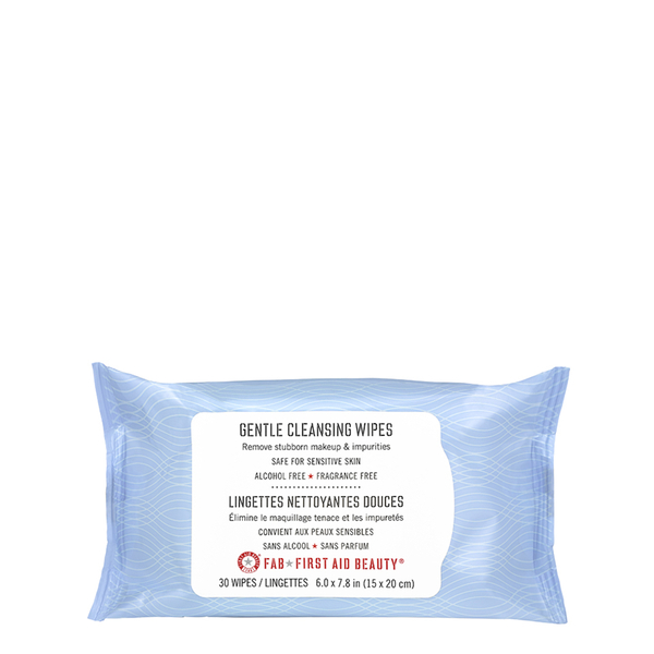 First Aid Beauty Gentle Cleansing Wipes (30 Wipes)