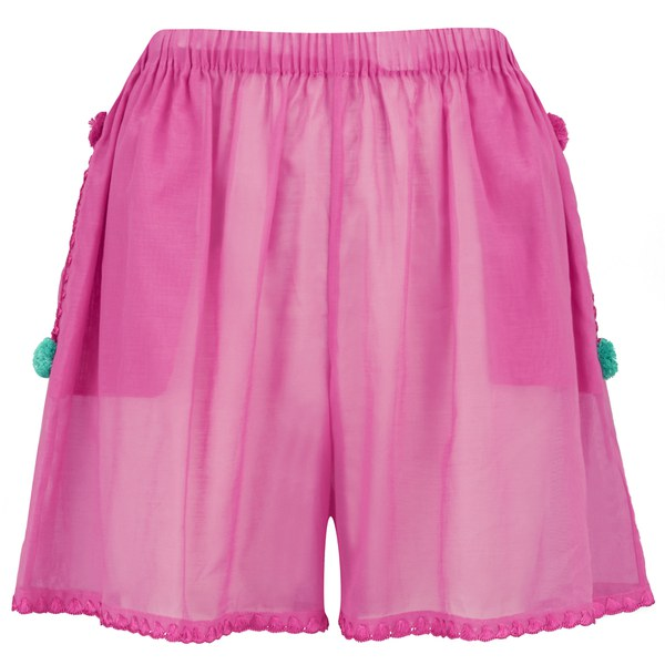 M Missoni Women's Shorts - Pink