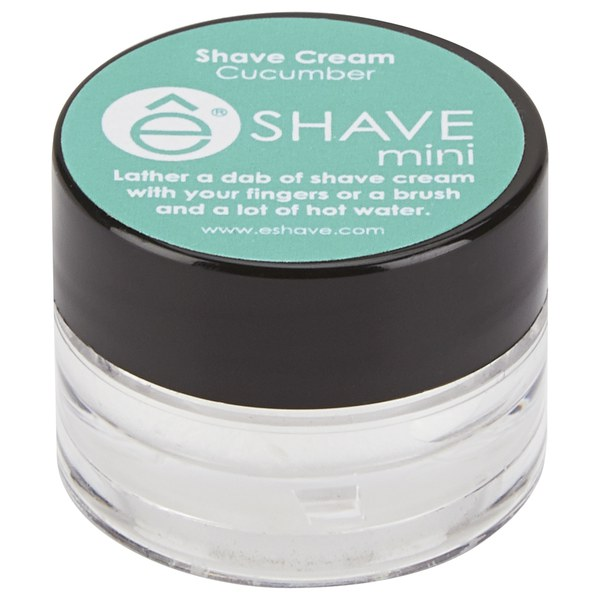 eShave Mini Shave Cream in Almond (Free Gift)