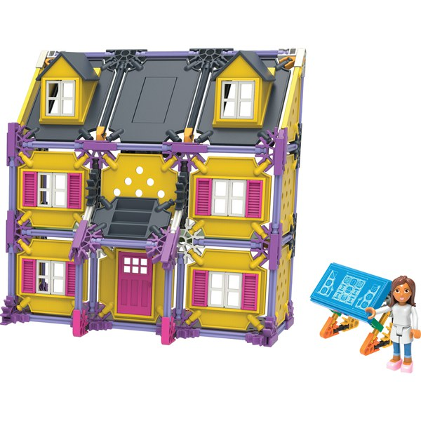 K 39 Nex Mighty Makers Home Sweet Home Building Set 43535 Toys