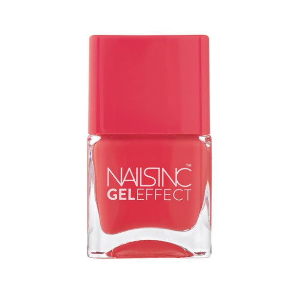 nails inc. Kensington Passage Gel Effect Nail Varnish (14ml)