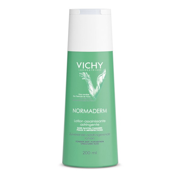 Vichy Normaderm lotion assainissante astringente 200ml