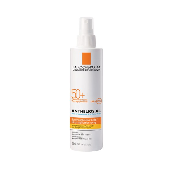 La Roche-Posay Anthelios XL Ultra Light Spray - SPF 50+ (200 ml)